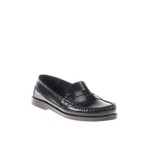 Zapatos Mocasines para niños Unisex. Calzado de niño Fabricado en España - Mi Pequeña Modelo 595I Color Negro.: Amazon.es: Zapatos y complementos