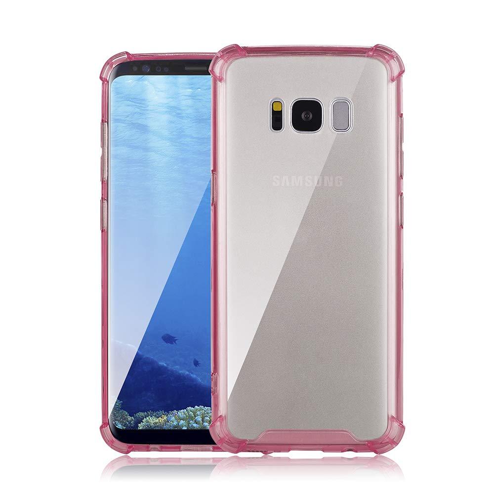 Soft TPU Bumper for Samsung Galaxy S8 Plus Anti-Scratch Shock Absorption Blue MAYtobe Galaxy S8 Plus Soft case