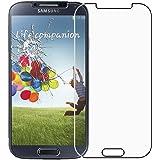 ebestStar - pour Samsung Galaxy S4 i9500 i9505 - Film protection écran en VERRE Trempé - Vitre protecteur anti casse, anti-rayure [Dimensions PRECISES de votre appareil : 136.6 x 69.8 x 7.9 mm, écran 5'']