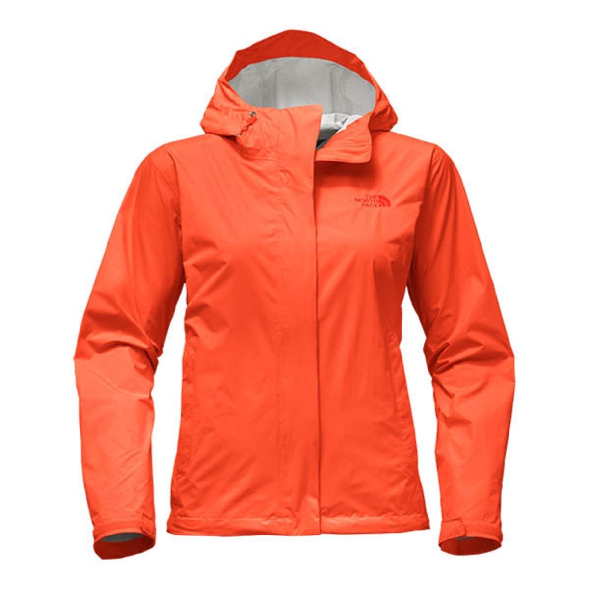 The North Face Women's Venture 2 Jacket - Nasturtium Orange - XS (Past Season)