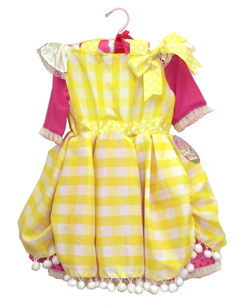 Lalaloopsy Crumbs Sugar Cookie Dress Up Costume Children Rubie/'s 000000