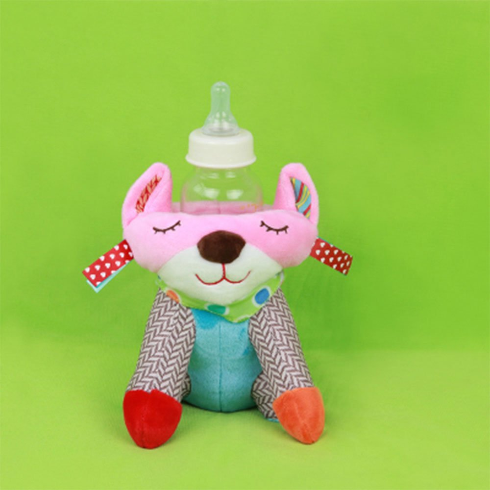 Rrunzfon Juguete Infantil Toy Colgantes con Campana Sonajero Bebes para Cochecito Cuna 6.5*11.5cm