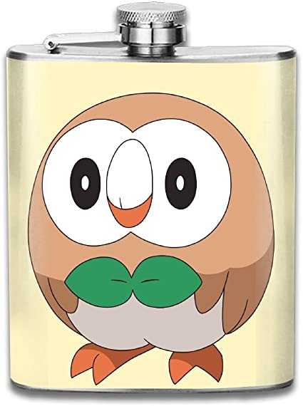 Compra Anime búho acero inoxidable Flagon Retro Ron Whisky ...