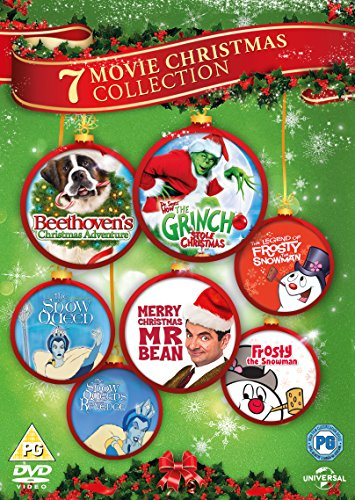 7 Movie Christmas Collection