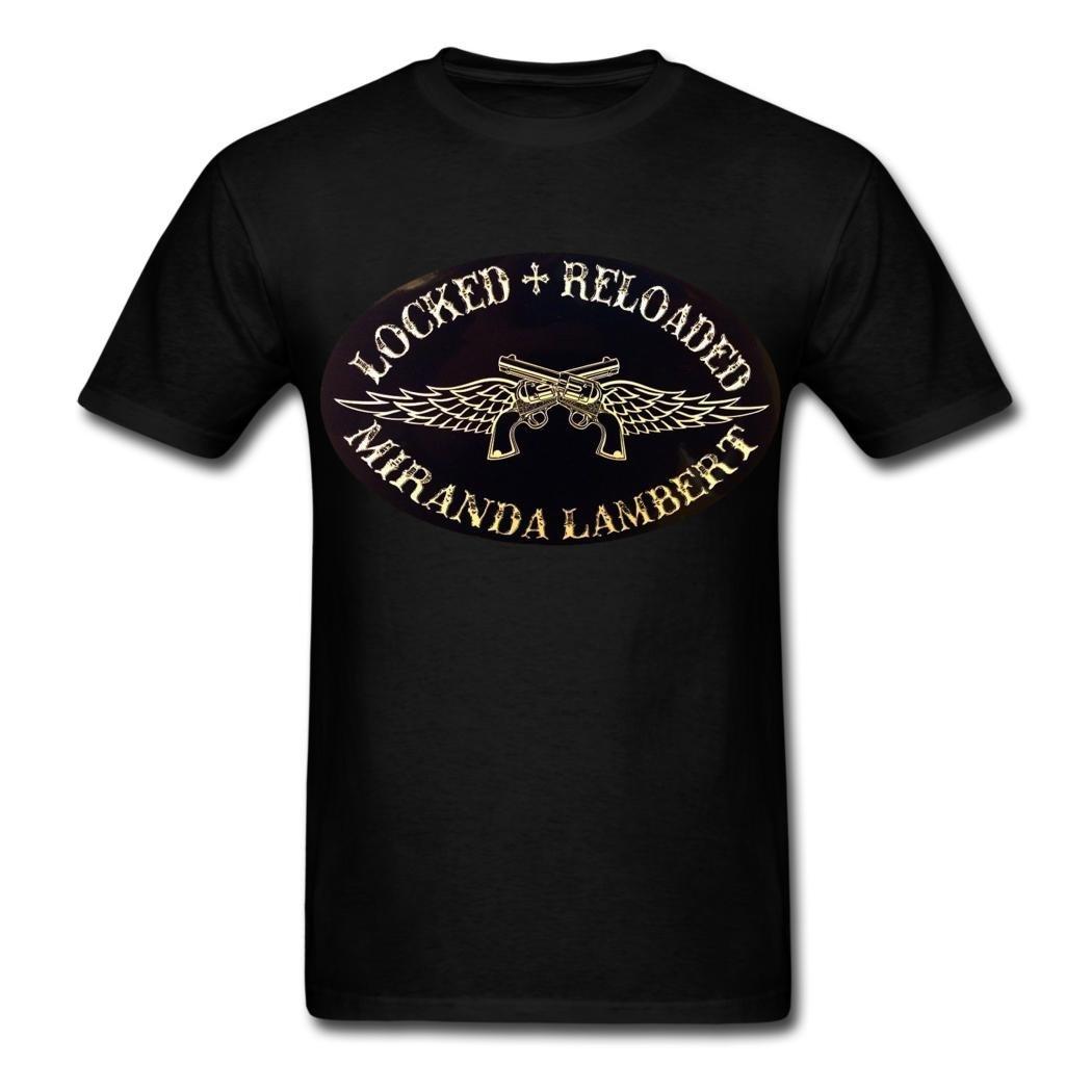 Ljq Modern S Miranda Lambert Logo Tshirt Black