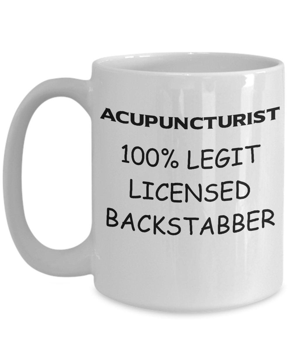 Amazon com: Funny Acupuncturist Mug: