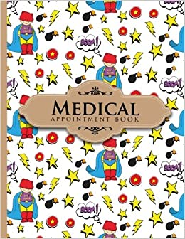 medical appointment book 2 columns appointment calendar