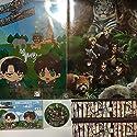 進撃の巨人 東武動物公園 クリアファイル 缶バッジ ステッカーなどの商品画像