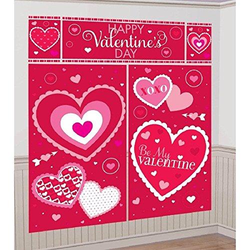 Valentine\'s Day Wall Decorations: Amazon.com