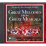 Great Melodies From Great Musicals - From World's Most Beautiful Melodies