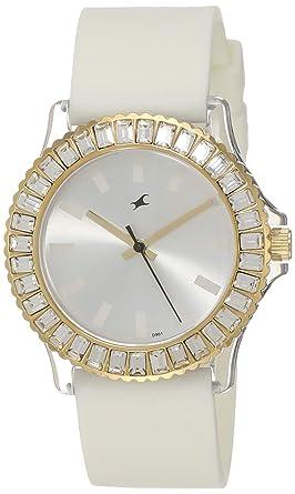 31e1e772d Buy Fastrack Hip Hop Analog White Dial Women's Watch -NK9827PP01 ...
