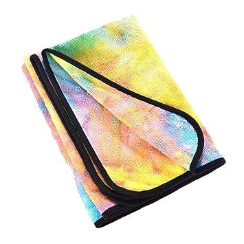 ENticerowts - Toallas de Yoga Antideslizantes, de Microfibra ...