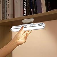 Baseus LED Desk Lamp, Magnetic Table Lamp Touch Sensor Under Cabinet Lighting Closet Light for Reading Study Working…