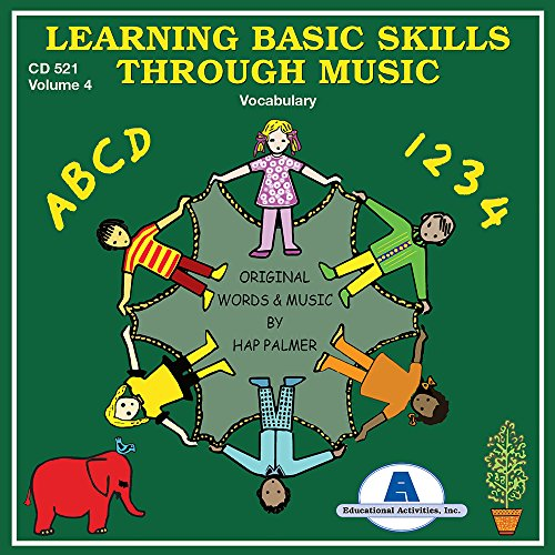 Basic Skills Thru Music - Learning Basic Skills Through Music vol. 4 Building Vocabulary