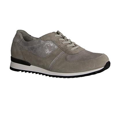 Waldlaufer Mens Helle 388001 Black Nubuck Shoes 40.5 EU pTK1jF