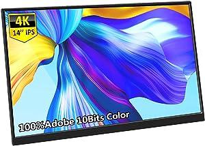 Portable Monitor 4K, Corkea 14
