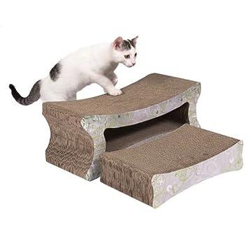 Möbel Starke cat scratch möbel starke wellpappe katzenminze krallen wetzen