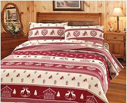 Biancheria store completo lenzuola in 100% cotone per letto singolo