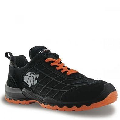 Upower - Chaussures De Protection Pour Les Hommes, Multicolore (multicolore), 38