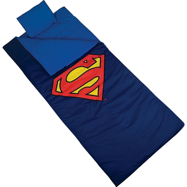 WildkinスーパーマンシールドSleepingバッグ B01CU5CX6G  スーパーマン