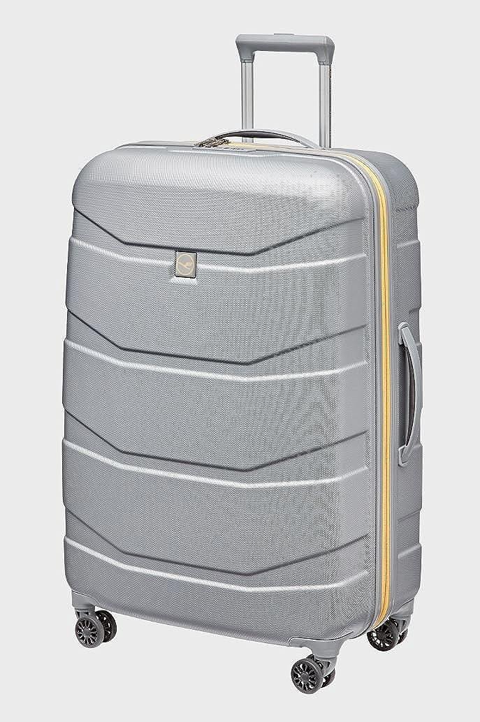 ルフトハンザ 正規品 Lufthansa 機内持込 ユニバーサルコレクションモデル キャビントロリー スーツケース シルバー XLサイズ [並行輸入品] B06X19Y39Y