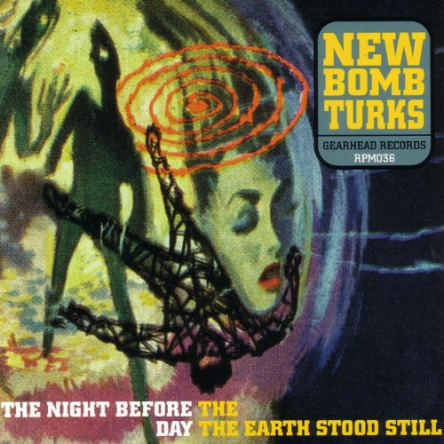 The Night Before The Day The Earth Stood Still (The Day The Earth Stood Still Music)