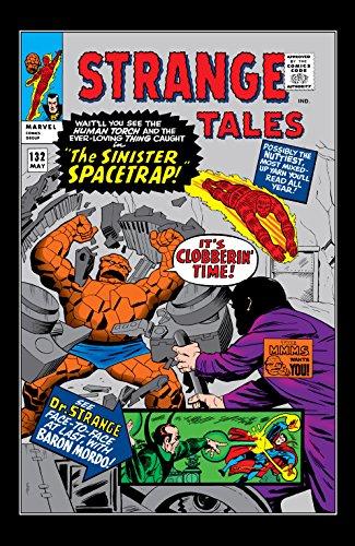 Strange Tales (1951-1968) #132