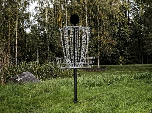 Westside Black Basket Disc Golf Basket by Westside Discs