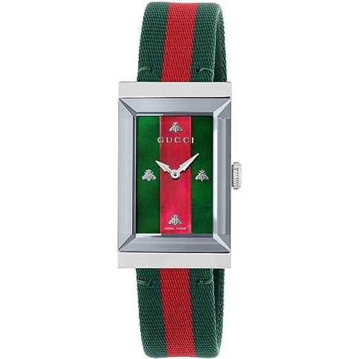 5a827a1edb1 Gucci Watch YA147404  Amazon.co.uk  Watches