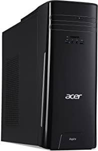 2018 Newest Acer Aspire High Performance Business Desktop - Intel Quad_Core i5-7400 Up to 3.5GHz, 8GB DDR4, 256GB SSD + 2TB HDD, DVDRW, Intel HD Graphics 630, 802.11ac, HDMI, USB 3.0, Windows 10