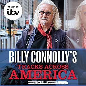 Billy Connolly's Tracks Across America Audiobook
