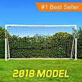 Cheap Net World Sports Forza Soccer Goal – The Ultimate Home Soccer Goal! Leave These Soccer Goals Up in All Weather Conditions. Forza Soccer Goals Can Take 1000s of Shots!