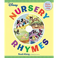 Disney Nursery Rhymes Read-Along Storybook and CD