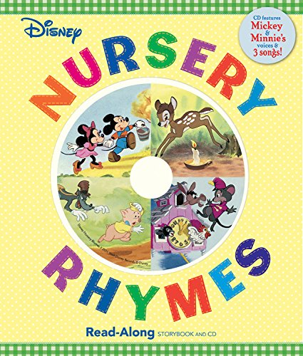 Disney Nursery Rhymes Read Along Storybook product image