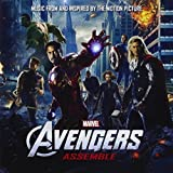Avengers Assemble by Hollywood Records