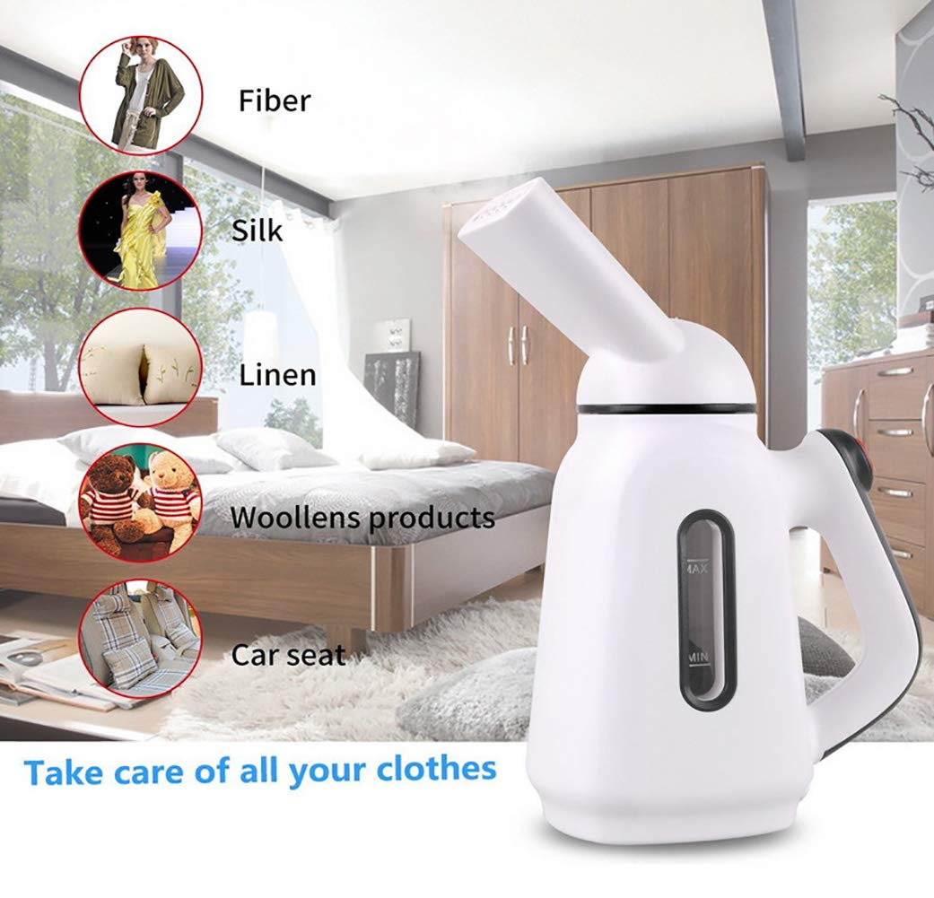 Clothes Steamer Handheld 850W for Travel Home Steam Hanger Fast Heating Wrinkle Cleansing & Disinfecting by PYXZQW Clothes steamer