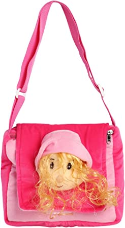 Girl Face Sling Bag
