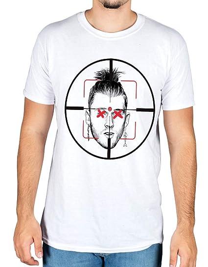dcd5b774bfd82 Amazon.com: Ulterior Clothing MGK Killshot Graphic T-Shirt: Clothing
