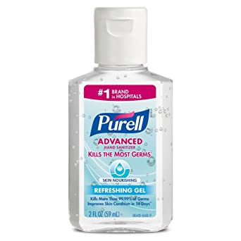 Amazon Com Purell 9648 24 Instant Hand Sanitizer With