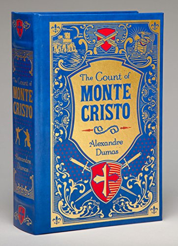 Count of Monte Cristo, The (Leatherbound Classic Collection) by Alexandre Dumas (2011) Leather Bound - Montecristo Classic Collection