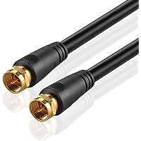 TNP Cable Coaxial con F Conectores F