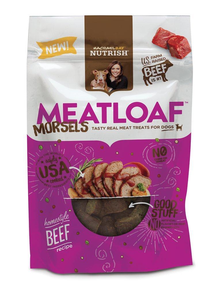 Rachael Ray Nutrish Meatloaf Morsels Dog Treats