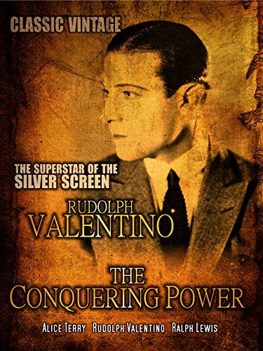 Price comparison product image The Conquering Power: Classic Rudolph Valentino Movie