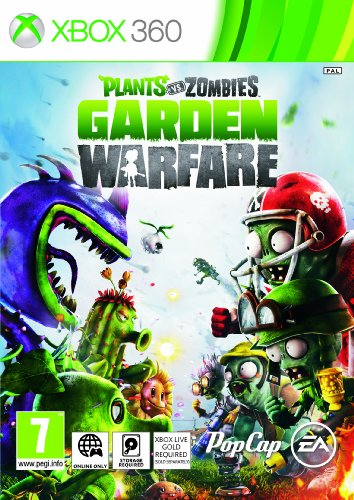 PRE-ORDER! Plants vs Zombies Garden Warfare Microsoft XBox 360 Game UK