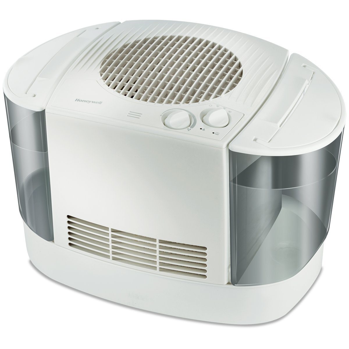 Honeywell HEV685W Top Fill Console Humidifier, White by Honeywell