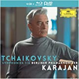 Tchaikovsky - The Symphonies [4 CD/Blu-ray Audio]