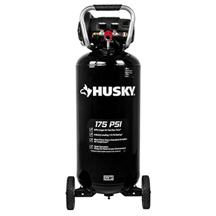 Husky 20 Gal  175 PSI Portable Air Compressor