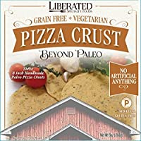 Liberated Specialty Foods, Pizza Crusts Paleo, 9 Ounce, 3 Pack