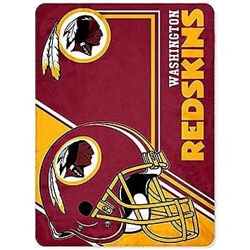 Amazon Washington Redskins Throw Blanket 40x40 Lightweight NFL Simple Redskins Throw Blanket