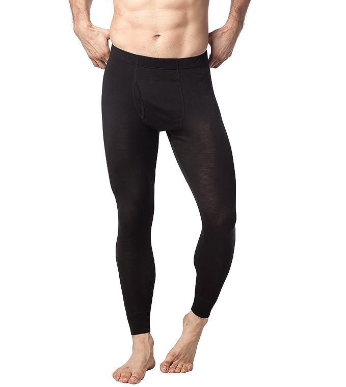 7 opinioni per LAPASA Uomo Pantaloni Termici In LANA MERINO di Alta Qualità Intimo